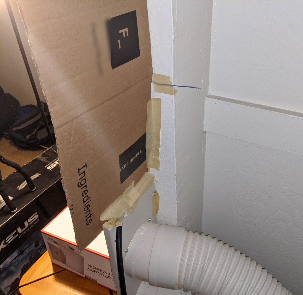 closet experiment 2