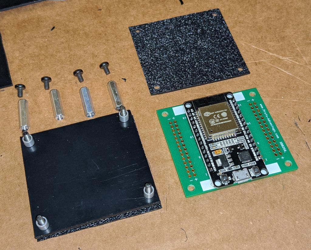 Controller enclosure parts